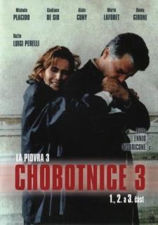Chobotnice 3 - 1. 2. 3. část - DVD