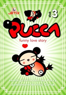 Pucca 3 - DVD