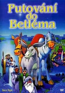 Putování do Betléma - DVD - pošetka