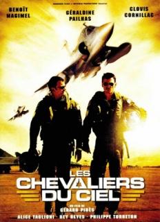 Sky Fighters: Akce v oblacích - DVD
