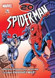 Spider-man 20 - DVD