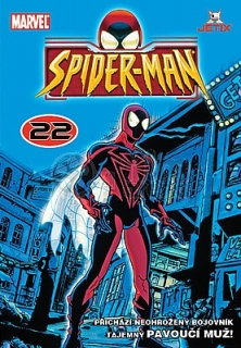 Spider-Man Unlimited - disk 22 - DVD
