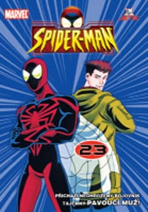 Spider-Man Unlimited - disk 23 - DVD