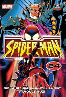 Spider-Man Unlimited - disk 24 - DVD