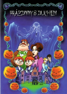 Prázdniny s duchem - DVD