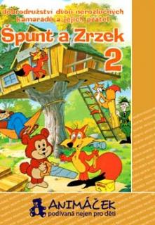 Špunt a Zrzek 02 - DVD