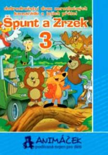 Špunt a Zrzek 12 - DVD