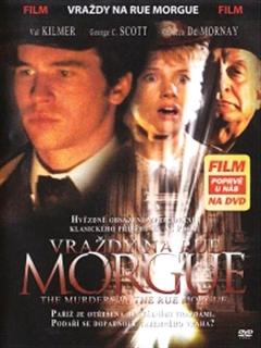 Vraždy na Rue Morgue - DVD