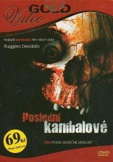 Poslední kanibalové - DVD