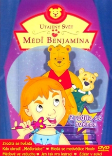 Utajený svět Médi Benjamína - Zrodila se hvězda - DVD