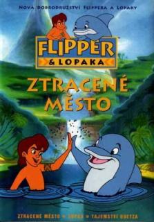 Flipper & Lopaka: Ztracené město - DVD