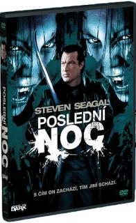 Poslední noc - DVD pošetka