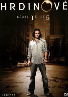 Hrdinové série 1 disk 5 - DVD