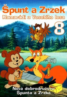 Špunt a Zrzek 08 - DVD