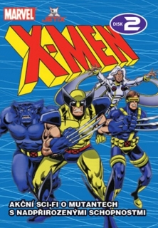 X-MEN DVD 2