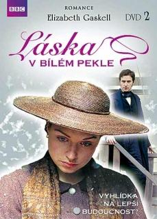 Láska v bílém pekle 2 - DVD