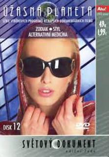 Úžasná planeta disk 12 - Zodiak - DVD