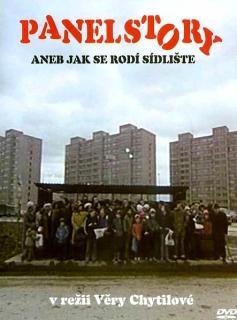 Panelstory aneb Jak se rodí sídliště ( pošetka ) - DVD