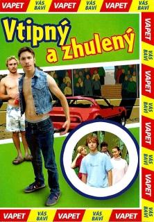 Vtipný a zhulený - DVD