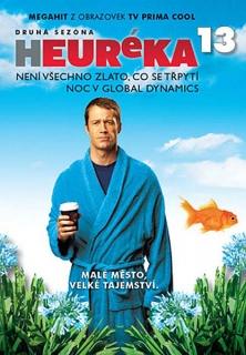 Heuréka 13, 2. sezóna - DVD