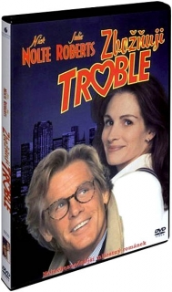 Zbožňuji trable - plast DVD