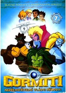 Gormiti 7 - DVD