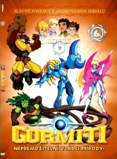 Gormiti 6 - DVD