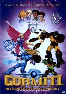 Gormiti 5 - DVD