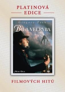 Bílá velryba - DVD /plast/