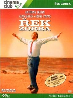 Řek Zorba - DVD