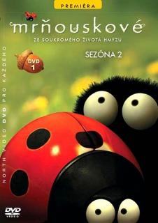 Mrňouskové - sezona 2 DVD 1