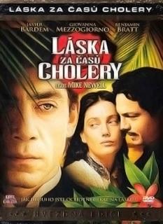 Láska za časů cholery - DVD