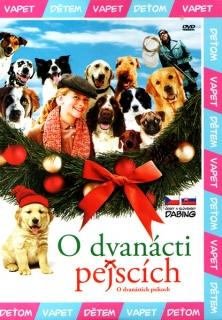 O dvanácti pejscích - DVD