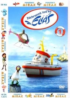 Záchranná loďka Eliáš 2 - DVD