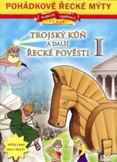 Trojský kuň a další řecké pověsti I - DVD
