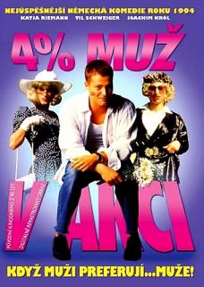 4 procentní muž v akci - DVD