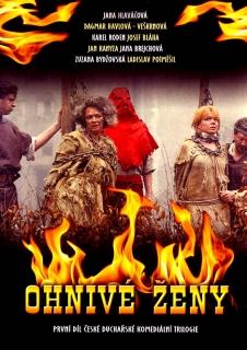 Ohnivé ženy - DVD