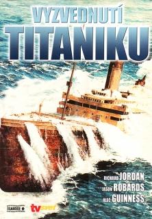 Vyzvednutí Titaniku - DVD