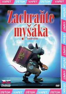 Zachraňte Myšáka - DVD