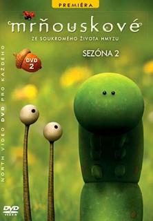 Mrňouskové - Sezona 2 DVD 2