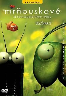 Mrňouskové - Sezona 2 DVD 4