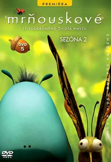 Mrňouskové - Sezona 2 DVD 5 - slim