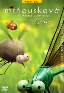 Mrňouskové - Sezona 2 DVD 6