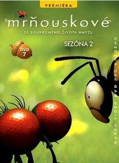 Mrňouskové - Sezona 2 DVD 7 slim
