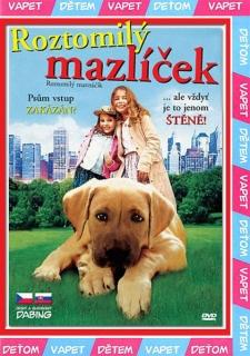 Roztomilý mazlíček - DVD