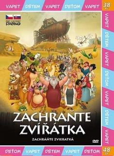 Zachraňte zvířátka - DVD