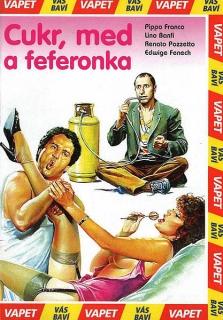 Cukr, med a feferonka - DVD