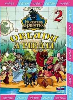 Obludy a piráti - DVD