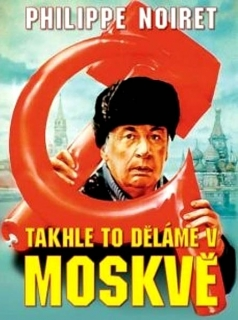 Takhle to děláme v Moskvě - DVD
