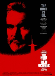 Hon na ponorku /The Hunt for red october ( plast ) DVD